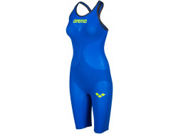 Arena W Pwsk Carbon Air2 FBSLC blue-yellow