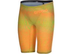 Arena M Pwsk Carbon Air2 Jammer lime-orange