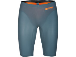 Arena M Pwskin R-Evo One Jammer SL grey-bright-orange