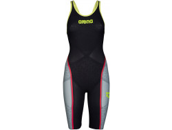 Arena W Carbon Ultra FBSLCB dark-grey/fluo-yellow