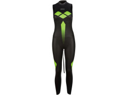 Arena W Tri Wetsuit Sleevless black