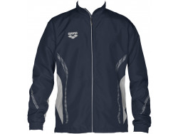 Arena Tl Warm Up Jacket navy/grey