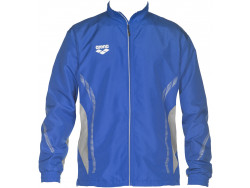 Arena Tl Warm Up Jacket royal/grey