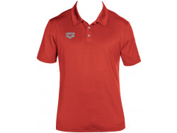 Arena Tl Tech S/S Polo red