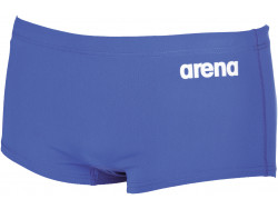 Arena M Solid Squared Short royal/white