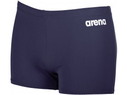 Arena M Solid Short navy/white