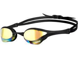 Arena Cobra Ultra Mirror Yellow/Revo/Black/Black