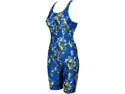 Arena W Power Triangle Full Body blue-multi