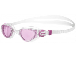 Arena Cruiser Soft Jr clear/fuchsia/clear
