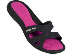 Arena Athena Woman Hook black-fuchsia