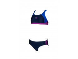 Arena G Ren Two Pieces navy-blue-provenza