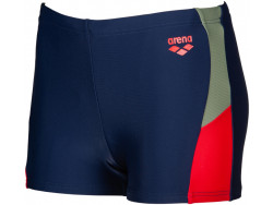 Arena B Ren Short navy-army-red