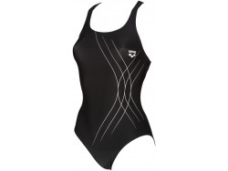 Arena W Soul Swim Pro Back One Piece black-black