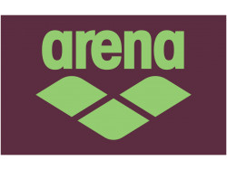 Arena Pool Soft Towel red-wine-shiny-green