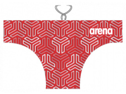 Arena WP Brief Kikko red/multi