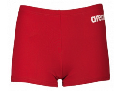 Arena B Solid Short Jr red/white