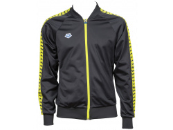 Arena M Relax IV Team Jacket ash-grey/soft-green