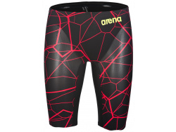 Arena M Pwsk Carbon Air Jammer LE black-br.red
