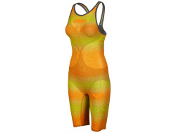 Arena W Pwsk Carbon Air2 FBSLO lime-orange