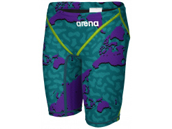 Arena M Pwsk ST 2.0 Jammer LE 2020 purple-map