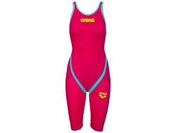 Arena W Pwsk Carbon Flex Vx FBSLOB red-turquoise