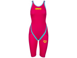 Arena W Pwsk Carbon Flex Vx FBSLCB red-turquoise