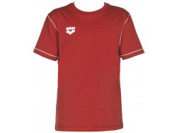 Arena Jr Tl S/S Tee red