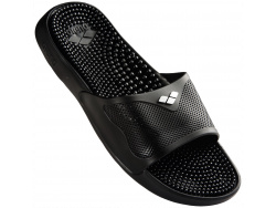 Arena Marco X Grip Hook solid-black/silver